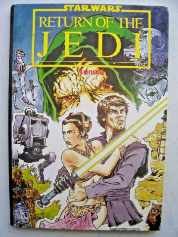Return of the Jedi  Annual: 1983 (Hardback, 1983)